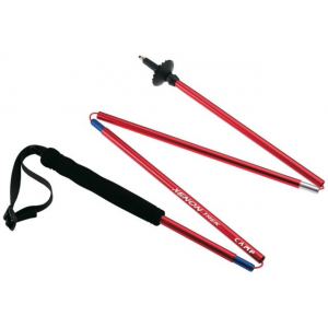 c.a.m.p. xenon trek trekking pole-135 cm- Save 4.% Off - C.A.M.P. Camp & Hike Xenon Trek Trekking pole-135 cm 191501. Assembles quickly with the pull of a Dyneema cord. Long padded handles with adjustable nylon leashes ensure comfort. 55mm removable baskets and Tungsten tips provide performance and durability. Not suitable for skiing.