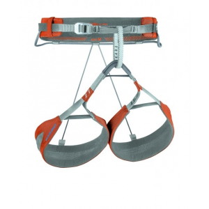 mammut zephir alpine climbing harness-dark orange/cyan-extra large- Save 20% Off - Mammut Climb Zephir Alpine ing Harness-Dark Orange/Cyan-Extra Large 2110012202130114. In spite of a minimalist design that has been reduced to the minimum weight the belt's split webbing offers optimum comfort. The extremely flat design of the waist belt means that the Zephir Alpine is easy to use in combination with a backpack. Ice-screw carabiners can be individually positioned and almost any number of them can be clipped into the stitched daisy chains while the four large but very light gear loops can handle more hardware. The Zephir Alpine finds demanding combined walls to prove itself on all over the world: from Alaska to Patagonia and from the classics in Chamonix to the north face of the Eiger