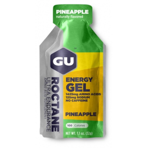 gu roctane pineapple endurance gel-24 pack- Save 18% Off - GU Camp & Hike Roctane Pineapple Endurance Gel-24 Pack 123067. Roctane's advanced formula amplifies GU's original Energy Gel recipe and adds new ingredients to boost your chances of success. Now it's your turn to fill your tank with premium Roctane Ultra and compete like a pro.