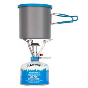olicamp electron + lt pot combo- Save 9.% Off - Olicamp Backpacking Canister Stoves Electron + LT Pot Combo 329054. Stainless steel foldable pot supports and compact stove construction with machined aluminum block valve for durability. Rounded burner design for even flame control on the pot surface using low output. The rounded burner head improves the gas and oxygen mixing inside the burner for efficient flame output and maximum heat. Folds and stores inside the hard plastic case included with every stove.