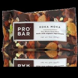 probar koka moka bar - 12 pack- Save 31% Off - Probar Energy Run Blocks & Bites Koka Moka Bar - 12 Pack 99212p. Try Koka-Moka a delectable mocha flavored bar that is sure to please any coffee aficionado's palate.