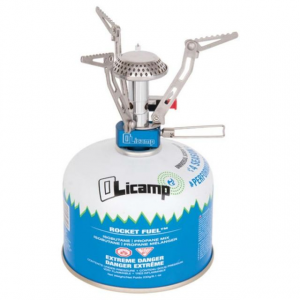 olicamp electron stove- Save 9.% Off - Olicamp Backpacking Canister Stoves Electron Stove 329005. Stainless steel foldable pot supports and compact stove construction with machined aluminum block valve for durability. Rounded burner design for even flame control on the pot surface using low output. The rounded burner head improves the gas and oxygen mixing inside the burner for efficient flame output and maximum heat. Folds and stores inside the hard plastic case included with every stove.
