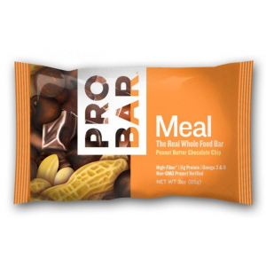 probar peanut butter chocolate chip bar-12 pack- Save 25% Off - Probar Energy Run Blocks & Bites Peanut Butter Chocolate Chip Bar-12 Pack pro003712Pack. With the ooey-gooey Peanut Butter Chocolate Chip from Probar you don't have to decide. It's packed with swirls of organic peanut butter and dark chocolate that will satisfy all your cravings.