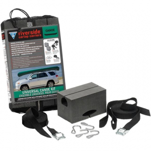 seattle sports rs - 7 inch inch universal canoe carrier kit- Save 29% Off - Seattle Sports Car Racks RS - 7 Inch Inch Universal Canoe Carrier Kit Gry068844. The durable canoe blocks feature a heat-bonded non-skid laminate that works with or without bar system roof racks. Blocks are compatible with factory rack.