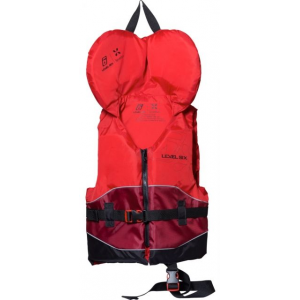 level 6 kid's stingray pfd-red-youth- Save 25% Off - Level 6 Paddle Kid's Stingray PFD-Red-Youth GBTSTINRedYouth. The PFD is made from a durable and quick drying Nylon fabric with reflective piping. The strap adjustment system is incorporated into the PFD so there is no bunching or pulling while providing a secure custom fit.