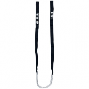 singing rock dbl safety sling 150cm/60''- Save 9.% Off - Singing Rock Climb Dbl Safety Sling 150cm/60'' W2015X150. In case of outer webbing damage the user is immediately advised on danger and hazard connected with further use by seeing the red color of inner strap.