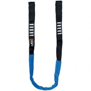 singing rock dbl safety sling 80cm/32''- Save 9.% Off - Singing Rock Climb Dbl Safety Sling 80cm/32'' W2015X080. In case of outer webbing damage the user is immediately advised on danger and hazard connected with further use by seeing the red color of inner strap.