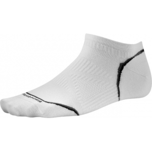 smartwool phd cycle ultra light micro sock - men's-white-large- Save 49% Off - Smartwool Footwear PhD Cycle Ultra Light Micro Sock - Men's-White-Large SW0SW071122. They feature the 4 Degree Elite Fit System a virtually seamless toe and patented technology to help make them outlast a year's worth of centuries.