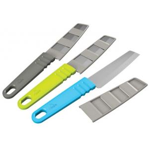msr alpine kitchen knife-green- Save 25% Off -