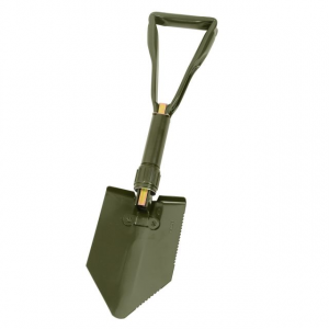 rothco tri-fold shovel, without cover- Save 8.% Off - Rothco Avalanche Safety Tri-Fold Shovel Without Cover 828WithoutCover. Rothco's Tri-fold Shovel folds compactly in three sections and 24 inches and folds down to 9 inches