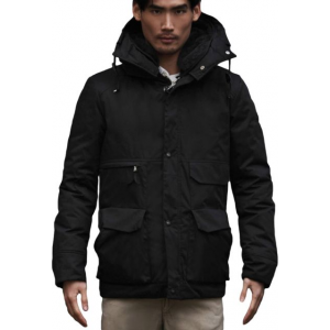 holubar metro black parka - men's-black-x-large- Save 37% Off - Holubar Men's Urban Jackets Metro Black Parka - Men's-Black-X-Large 827324000000. It features a shearling hood lining 2-way zipper with wind flap durable water resistant fabric down insulation hood drawcord and lots of pockets. Pair the Metro Black Parka with your favorite wool sweater for a classic winter look.