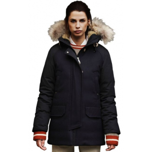 holubar sven jacket - women's-dark blue-small- Save 33% Off - Holubar Women's Urban Jackets Sven Jacket - Women's-Dark Blue-Small 827324000000. It features durable water resistant fabric shearling hood lining Finnish raccoon trim and a 2-way zipper. Wear the Sven Jacket around town for a classic vintage style that never goes out of fashion.