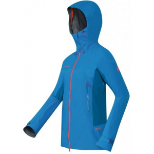 mammut mittellegi pro hs hooded jacket - women's-cyan/dark cyan-large- Save 33% Off - Mammut Women's Alpine Jackets Mittellegi Pro HS Hooded Jacket - Women's-Cyan/Dark Cyan-Large. With its highly improved breathability excellent robustness and absolute water resistance it offers ambitious alpinists perfect conditions for demanding activities.