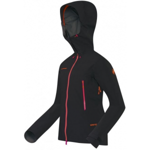 mammut mittellegi pro hs hooded jacket - women's-black-large- Save 47% Off - Mammut Women's Alpine Jackets Mittellegi Pro HS Hooded Jacket - Women's-Black-Large 1010181800001115. With its highly improved breathability excellent robustness and absolute water resistance it offers ambitious alpinists perfect conditions for demanding activities.