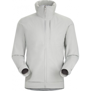 arc'teryx interstate jacket - men's-crest-x-large- Save 33% Off - Arc'teryx Men's Apparel Clothing Interstate Jacket - Men's-Crest-X-Large 269048. This light comfortable fabric delivers durable protection from rain wind and snow but is softer and suppler than other laminated fabrics. The Interstate Jacket has an excellent feel next to the skin and easily slides on and off over a blazer or fleece.
