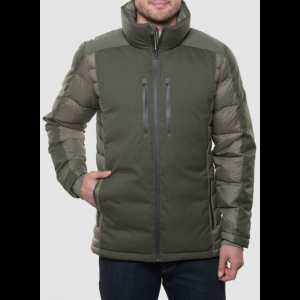 kuhl firestorm down jacket - men's-olive-small- Save 33% Off - Kuhl Men's Apparel Clothing Firestorm Down Jacket - Men's-Olive-Small 631412E+11. It also features seven pockets for abundant secure storage. The Firestorm Down Jacket is perfect for those mid-winter days when temperatures drop below freezing.