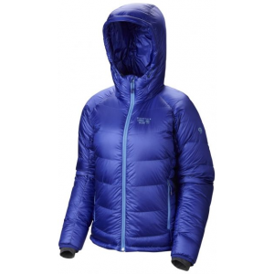 mountain hardwear phantom hooded down jacket - women's-bolt/mountain-large- Save 33% Off - Mountain Hardwear Phantom Hooded Down Jacket - Women's-Bolt/Mountain-Large. Shield Down. 850-fill Q.Shield Down resists moisture and retains critical loft even in damp conditions for consistent dependable warmth. Cut to minimize bulk and compressible enough to stuff in its own pocket for easy packing.