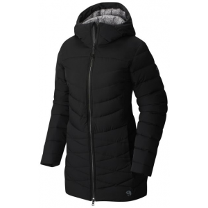 mountain hardwear downhill metro coat - women's-black-medium- Save 33% Off - Mountain Hardwear Downhill Metro Coat - Women's-Black-Medium. With Q.Shield DOWN for ultimate comfort that doesn't overheat and slender quilted channels that hold maximum warmth and minimize bulk at the same time the Downhill Metro Coat will keep you warm and stylish this season. Complete with secure zippered pockets and wrist and neck closures to hold in warmth when the going gets tough.