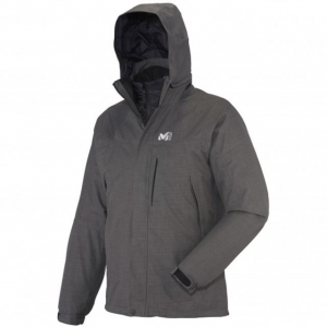 millet pobeda 3 in 1 jacket - men's-heather grey-small- Save 33% Off - Millet Men's Apparel Clothing Pobeda 3 in 1 Jacket - Men's-Heather Grey-Small. e. top-grade membrane. The Millet Pobeda 3 in 1 Jacket is a technical spec for daily life. Its chameleon-like good looks adapt to all settings and the long cut is highly protective. An extra detail: zip vents so you don't feel like you're in a sauna if the weather improves or you cycle home from work. With an inner vest for additional thermal comfort. The jacket for everyday use in cold weather.