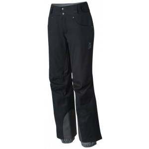 mountain hardwear snowburst insulated cargo pant - women's-paradise pink-short inseam-large- Save 47% Off - Mountain Hardwear Snowburst Insulated Cargo Pant - Women's-Paradise Pink-Short Inseam-Large. 60 grams of Thermal.Q synthetic insulation are tucked away beneath a herringbone-pattern face fabric and five-pocket silhouette to make the Snowburst as good-looking as it is warm. Waterproof/breathable Dry.Q technology blocks the elements while allowing perspiration to pass outward.