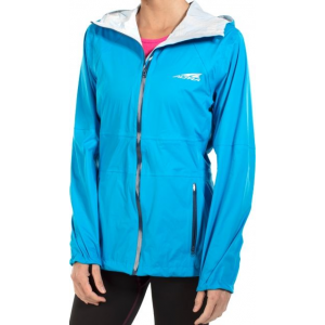 altra wasatch jacket - women's-bright blue-small- Save 25% Off - Altra Women's Apparel Clothing Wasatch Jacket - Women's-Bright Blue-Small AAW17F3A22SM. With the dual-layer Altra-exclusive Zero H2O 4-way stretch fabric thumb loops and welded seams this jacket will have your back in all conditions.