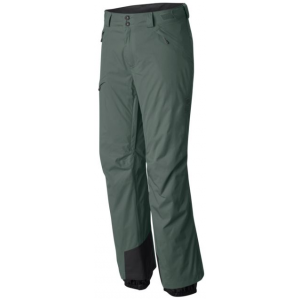 mountain hardwear returnia insulated pant - men's-thunderhead grey-short inseam-x-large- Save 47% Off - Mountain Hardwear Returnia Insulated Pant - Men's-Thunderhead Grey-Short Inseam-X-Large. Durable Dry.Q Core wind and waterproof protection with just the right amount of Thermal.Q insulation to keep you warm on chilly powder days.