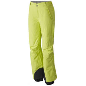 mountain hardwear returnia insulated pant - women's-bolt-short inseam-large- Save 47% Off - Mountain Hardwear Returnia Insulated Pant - Women's-Bolt-Short Inseam-Large. Thigh vents edge guards and powder cuffs with bonus fleece lined hand pockets.