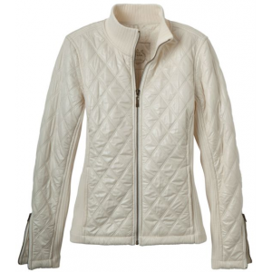 prana diva jacket - women's-winter clearance-x-large- Save 42% Off - Prana Women's Urban Jackets Diva Jacket - Women's-Winter Clearance-X-Large W2DIVA315WNTXL. A hidden snap allows a soft wide collar to be worn up for wind protection and a water resistant finish is ready for unfriendly weather.