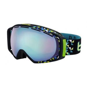 bolle gravity ski/snowboard goggles,black diagonal frame,photochromic modulator vermillon blue lens- Save 31% Off - Bolle Gravity Ski/Snowboard Gogglesblack Diagonal Framephotochromic Modulator Vermillon Blue Lens.