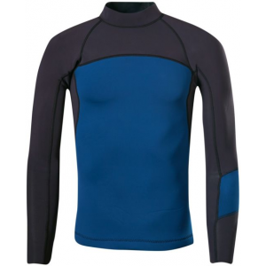 prana waymann wetsuit jacket - men's-black-large- Save 52% Off - Prana Men's Paddle Tops Waymann Wetsuit Jacket - Men's-Black-Large M2WAYM116BLKL. Color blocked detail has immediate and long lasting appeal. 2mm hyper-stretch neoprene is bonded with recycled poly and spandex at interior and exterior for comfort and UPF 50+ rated for sun protection. A full underarm gusset extends to the waist for a full range of comfortable motion. Seams are flat-locked to prevent chafing while also providing durability and flexibility. Tie your broad shorts' drawstrings to an internal board short loop to keep them in place. an envelope pocket on the left forearm has a key loop to ensure you have a ride home