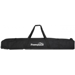 transpack ski rolling convertible, double, black- Save 16% Off - Transpack Travel Ski Rolling Convertible Double Black 337801.