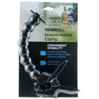 Thermacell Multipurpose Clamp Black Polymer