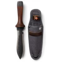 Barebones Ultimate Tool w/Sheath, Stainless Steel Blade, Walnut Handle