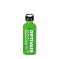 Optimus Fuel Bottle 600 ml with Child Safe Cap, Green, 600ml