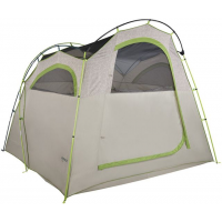 Kelty Camp Cabin 6 Tent, White, One Size