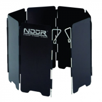 NDuR Mini Stove Windshield, Small
