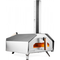Ooni Pro Outdoor Oven, Silver, 29.13x19.29x31.1
