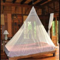 Liberty Mountain Single Cocoon Travel Mosquito Net-White