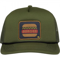 FlyLow Grill Trucker, Herb, One Size
