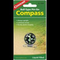 Coghlans Ball Pin-On Compass 51373