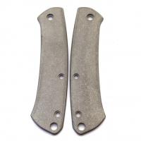 Flytanium Contoured Copper Scales for Benchmade Proper, Stonewash