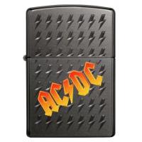 Zippo AC/DC Pocket Lighter, Black