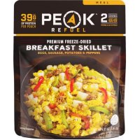 Peak Refuel Breakfast Skillet - 2 Serving Pouch, Black
