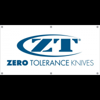Zero Tolerance 2X4 Banner With Groments