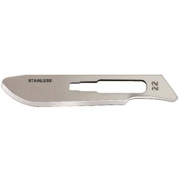 Havalon #22XT Carbon Steel Replacement Blades, 12 pack