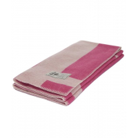 Demo,Woolrich Breast Cancer Awareness Wool Blanket,50x60in, Pink