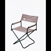 Snow Peak Folding Gray Chair