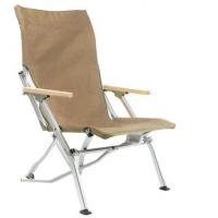 Snow Peak Folding Beach Chair-Khaki