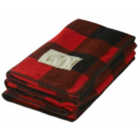 Woolrich Rough Rider Throw-Red