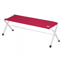 Snow Peak Folding Bench-Red